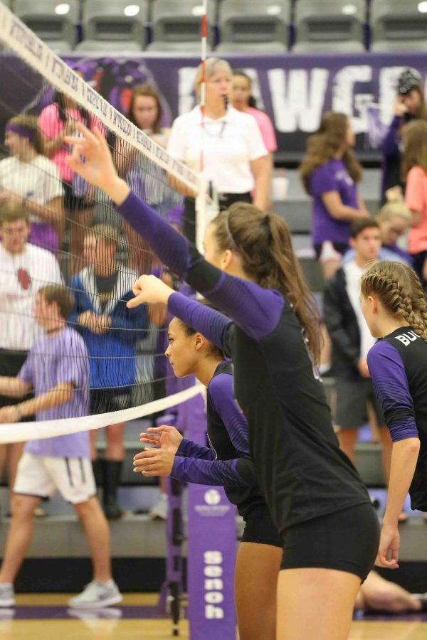 Volleyball dominates state