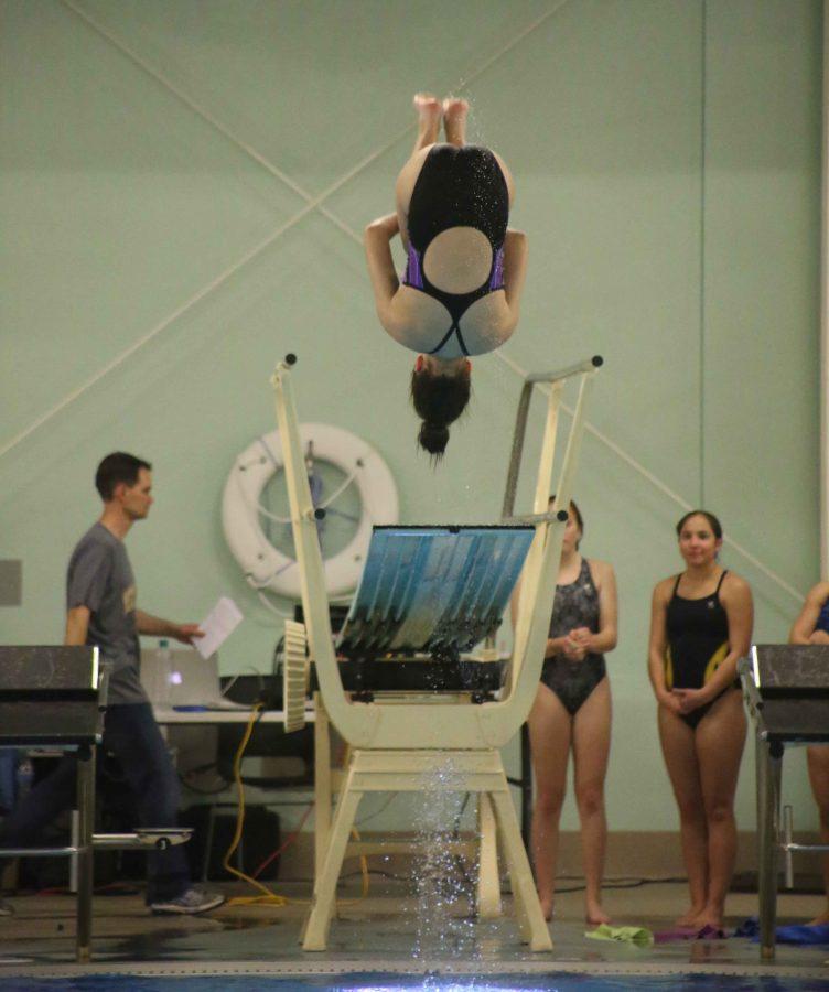 Ready, set, dive
