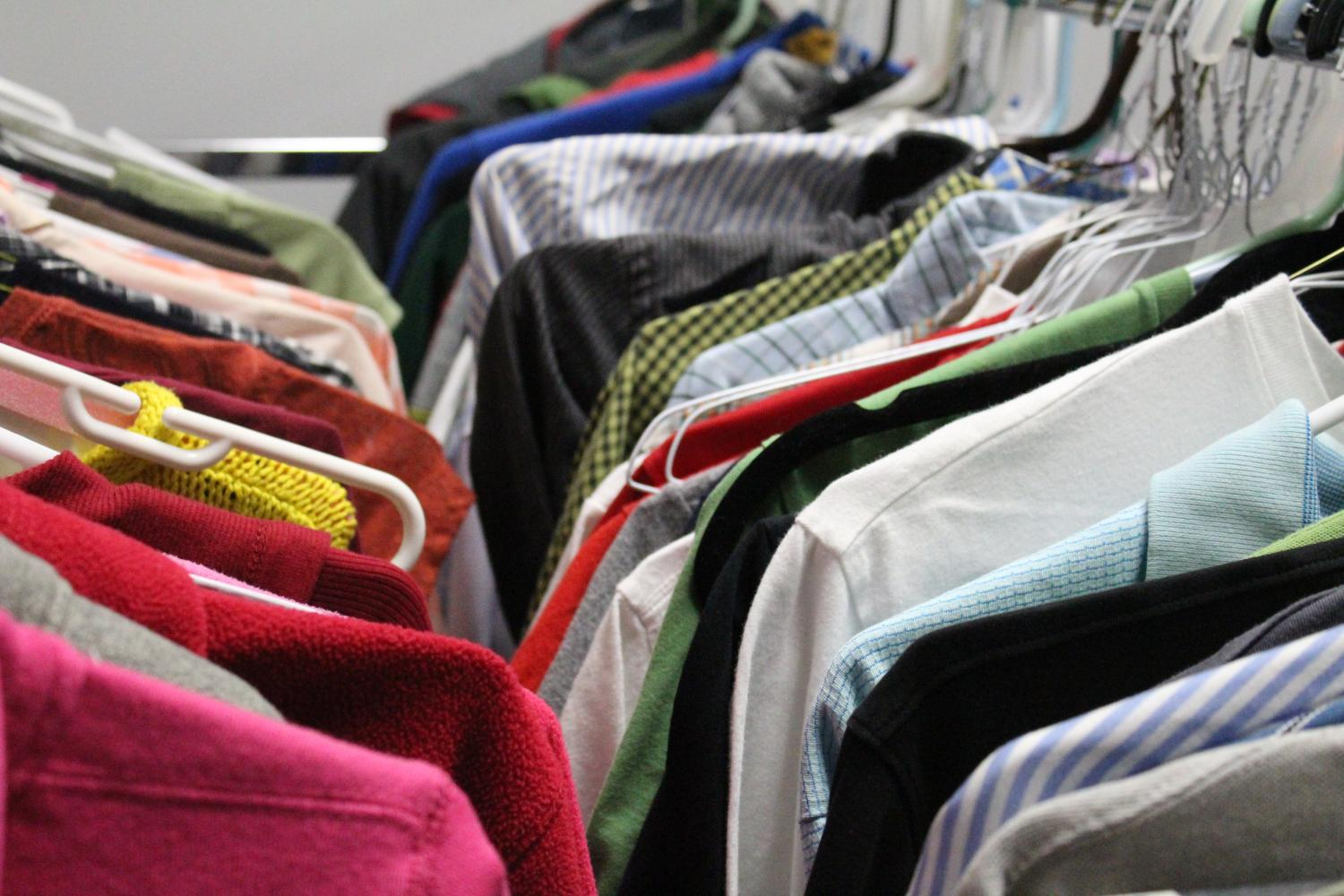Pup Crew is seeking clothing donations.