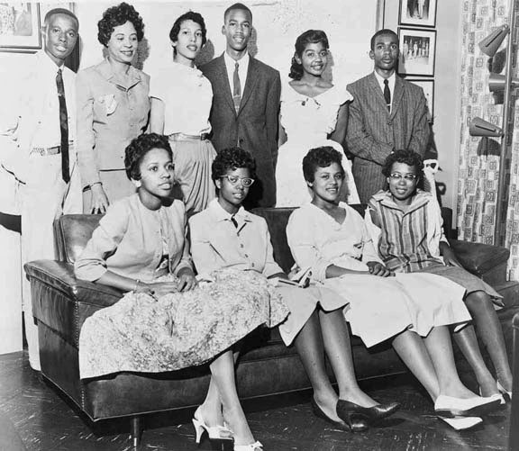 60 years since the integration of Little Rock Central High School