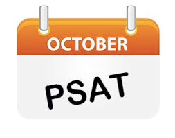 The PSAT will take place on October 11th.