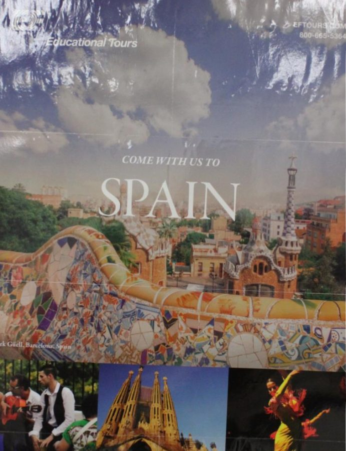 Come with us to SPAIN!
