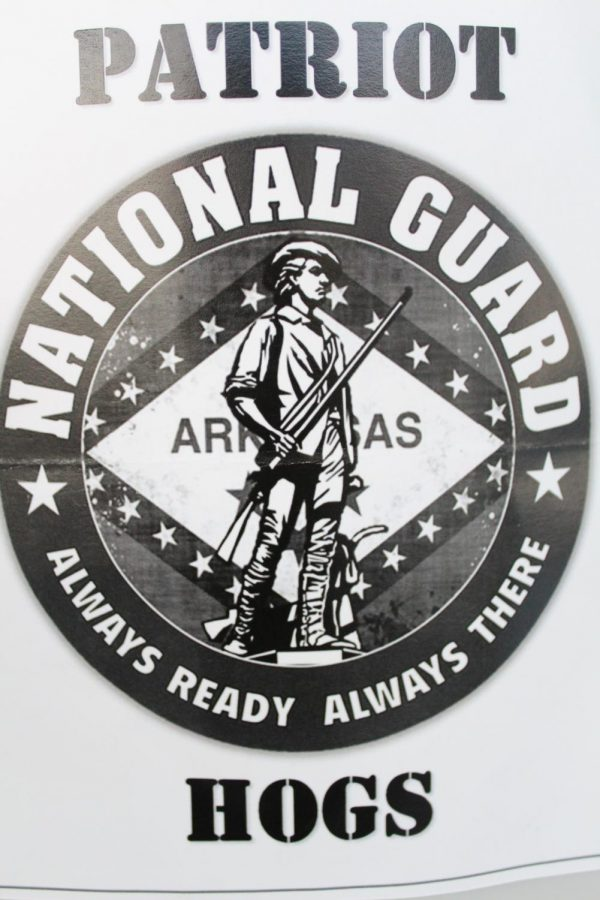 Arkansas National Guard is hosting an event on the 18th.
