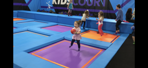 The kids zone of Altitude offers a safe space for children under the age of six.