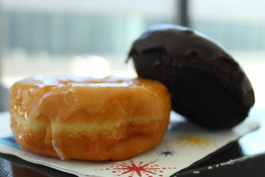 Participate in supporting the PTSO by purchasing donuts at Royal Donuts.