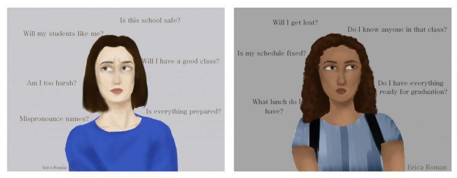 Back to School Worries