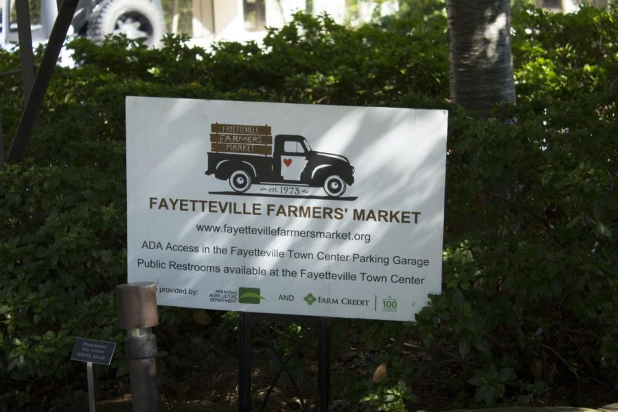 The Fayetteville farmers market is a local event that celebrates local artists, vendors, and farmers. The market is open three days a week,  7:00 a.m. to 1:00 p.m. on Tuesdays and Thursdays, and 7:00 a.m. to 2:00 p.m. on Saturdays.