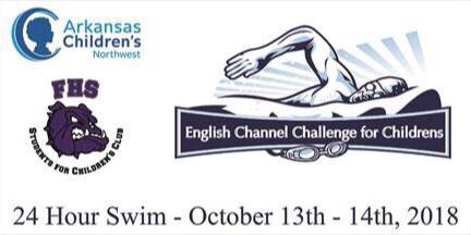Swim to help