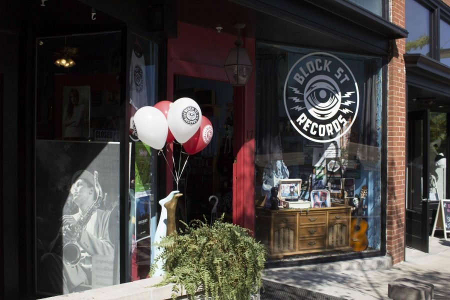 For music lovers all over town, Block St Records has everything they need. Bringing back old school in the best way possible, they sell just about any song you could wish for on vinyl, tapes or CDs.