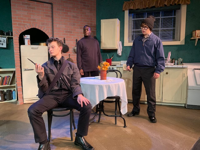 Production Photo from Wait Until Dark