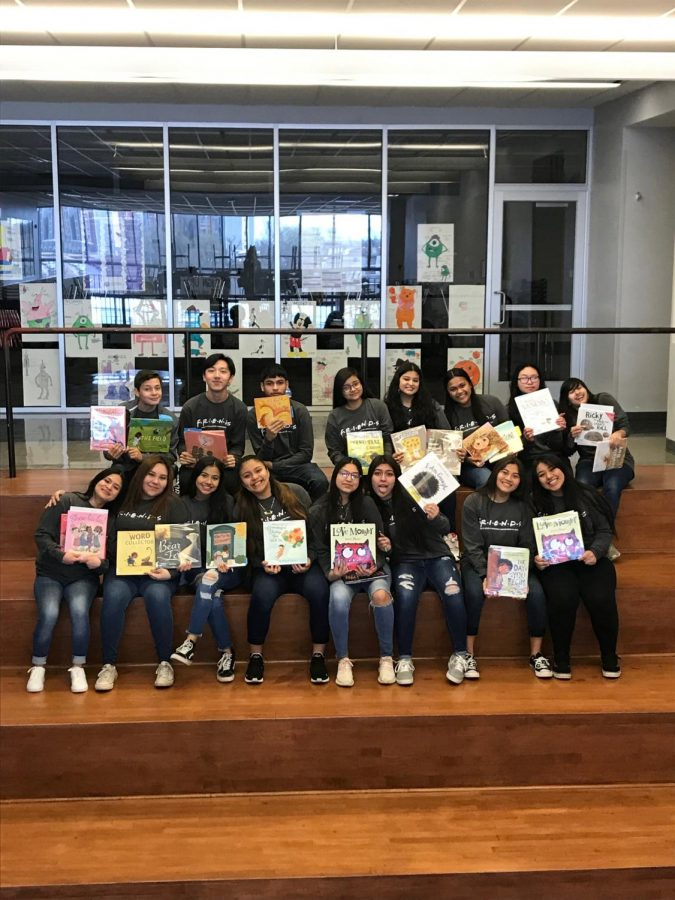 F.R.I.E.N.D.S. Club visits local elementary schools