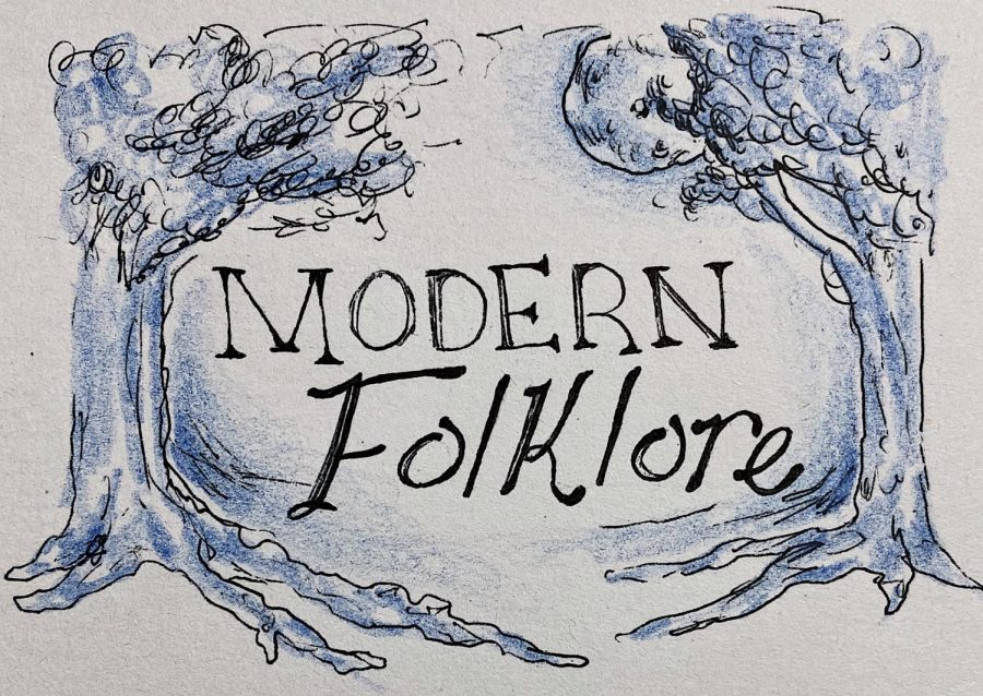 Come to Art Ventures November 7 through the end of the month to see the students work in a Modern Folklore exhibit.
