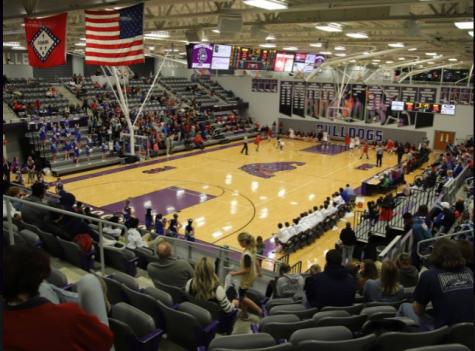 Bulldog Arena 2018, Varsity Boys Basketball Game