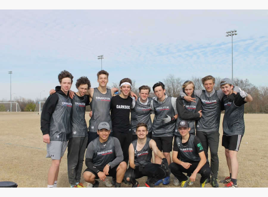 Darkside Ultimate Frisbee