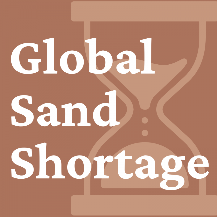 Global Sand Shortage