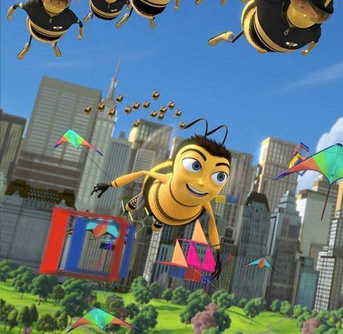 Vintage Viewings: Bee Movie