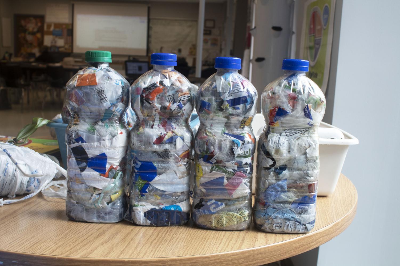 Teacher creates zero waste classroom at FHS